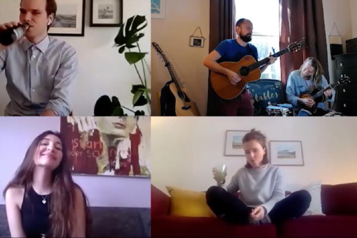 Stables Livestream Konzert mit Publikum